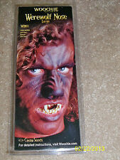 WOOCHIE LARGE WEREWOLF LATEX NOSE APPLIANCE MAKEUP COSTUME FA36