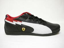 NIB PUMA evoSPEED LOW SF FERRARI~BLACE/WHITE~MENS~SHOES~11 SWEET LOOKING SHOES~