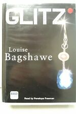 Glitz by Louise Bagshawe: Unabridged Cassette Audiobook (T5)