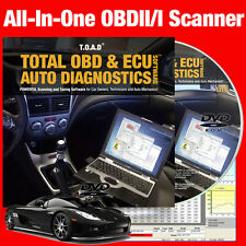 OBD 2 OBD2 Diagnostic Software: BMW Ford Renault Kia Skoda Vauxhall Land Rover