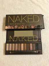 New URBAN DECAY NAKED 1 Palette Eye Shadow 100% Authentic