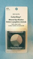 Revlon ColorStay Mineral Powder Eye Shadow Trio - Sunlit Jade 420