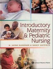 Introductory Maternity and Pediatric Nursing: Basis of Human Movement in Health