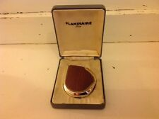 Rares Feuerzeug Flaminaire Paris Vintage OVP in Original Box