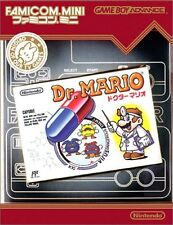 (Used) Famicom Mini Dr Mario Japan Game Boy Advance [Japan Import]、