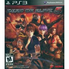 PS3 Games Dead Or Alive 5 Brand New & Sealed