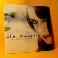 Cardsleeve Single cd Within Temptation Mother Earth 2TR 2002 gothic symph. rock