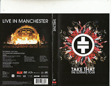 Take That-The Ultimate Tour-Live In Manchester-2006-Music Band T-DVD