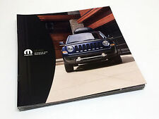 2015 Mopar Jeep Patriot Accessories Brochure