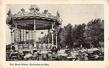 BR79144 the band stand southend on sea uk