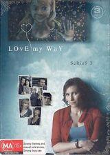 Love My Way Series Three DVD NEW LOW postage Karvan