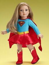 "Tonner 18"" My Imagination SUPERGIRL Outfit - NRFB - Fits Many 18"" Play Dolls"