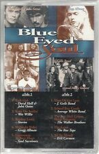 Blue Eyed Soul - Various Artists,  ( Cassette, 1997, Simitar) NEW!