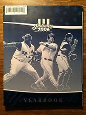 2006 Cleveland Indians Official Baseball Yearbook - MINT CONDITION!!!