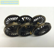 X9323 Hornby Spare LOCO WHEEL SET for A4 BLACK