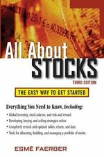 All about Stocks : The Easy Way to Get Started by Esme Faerber (2007, Paperback)