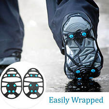 Pedestrians Walkers Joggers Snow Protector Grips Patrol Cops Fall Prevention