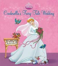 Cinderella's Fairy-Tale Wedding: A Royal Book and Dress-Up Kit (Disney Princess