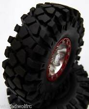"RC4WD 2x Rock Crusher X/T 2.2"" Off-Road Tires Z-T0087 (PAIR) RC"