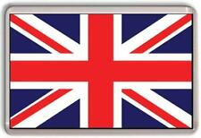 British Flag Union Jack United Kingdom Great Britain Fridge Magnet #1