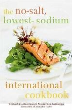 The No-Salt, Lowest-Sodium International Cookbook-ExLibrary
