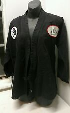 Black Century Karate Uniform Gi Child Size 2 Tae Kwon Do MMA