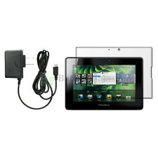 Home Charger+Screen Protector for BLACKBERRY PLAYBOOK