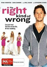 RIGHT KIND OF WRONG- (DVD)