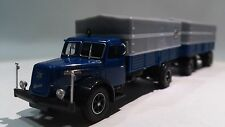 Herpa 157186 Henschel HS 140 Canvas Trailer Fern Schnell Gut 1:87 Scale (PL)