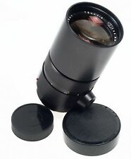 LEICA TELYT-R 1:4/250 mm CAMERA LENS MINT CONDITION CAP