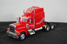 Peterbilt 379 US Modell Truck  in Rot  Maßstab 1:32