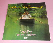 LP ARNO FLOR AND HIS ORCHESTRA - CLASSICS FOR DREAMING  ,VG+,gewaschen,SR