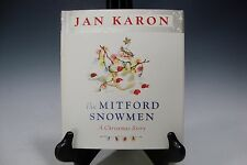 The Mitford Snowmen: A Christmas Story by Jan Karon - Hardcover - Illustrated