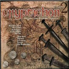 Cryptichon 2 - Doppel CD - Neu OVP - Delerium In Extremo Spilwut Scyclad Runkel
