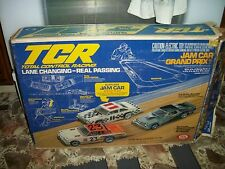 IDEAL TCR JAM CAR GRAND PRIX   NO CARS ABLE TO USE WITH  SOME OTHER SLOT CARS