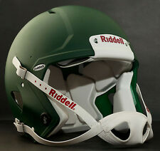 Riddell Revolution SPEED Classic Football Helmet (Color: FLAT DARK GREEN)