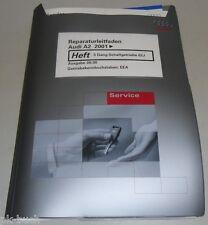 Werkstatthandbuch Audi A2 Getriebe 5 Gang-Schaltgetriebe 02J EEA ab 2001