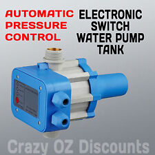 WATER PUMP AUTOMATIC PRESSURE CONTROL ELECTRONIC SWITCH PUMP CONTROLLER TANK AUS