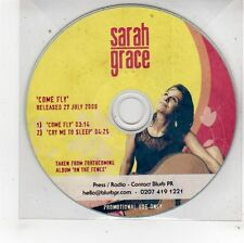 (FU357) Sarah Grace, Come Fly - 2009 DJ CD