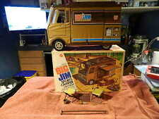 "Awesome Vintage 1972 MATTEL - BIG JIM ""Sports Camper"" w./Accessories & o./Box"