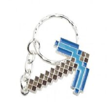 Minecraft Diamond Pickaxe Gamer Key Chain Keychain Fast Shipping New pick axe