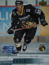 235 Stephane Brain Krefeld Pinguine DEL 2000-01
