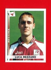 CALCIATORI Panini 2000-2001 - Figurina-sticker n. 323 - MEZZANO -REGGINA-New