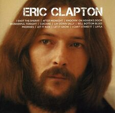 Clapton,Eric - Icon (2011, CD NEUF)
