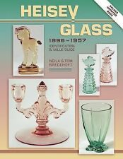 Heisey Glass, 1896-1957: Identification and Value Guide, Bredehoft, Neila M., B