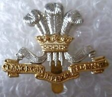 Badge- Glamorgan Imperial Yeomanry Cap Badge with Slider