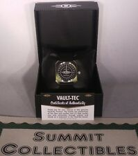 Fallout Vault-Tec Single Rotation 24 Hour Limited Edition LE /1500 Watch - NIB!!