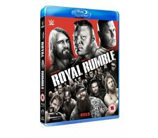Official WWE - Royal Rumble 2015 Event Blu-Ray