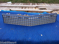 1979 DEVILLE GRILL OEM USED ORIGINAL CADILLAC GM PART 1614185 GRILLE FRONT 1978