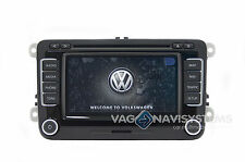 Navegador RNS 510 LED - Volkswagen MFD3 - 1T0035680T con SSD